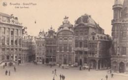 AN45 Bruxelles, Grand Place, Cote Sud Ouest - Squares