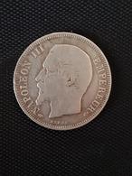 1 Franc Napoléon 1854 A Paris R1 - France
