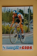 CYCLISME: CYCLISTE : FERNANDO CABRERO - Cyclisme
