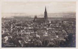 AP74 Ulm A. D., V.d. Wilhelmsburg - RPPC - Ulm