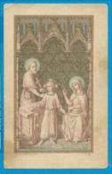 Holycard   St. Augustinus Brugge   A.b. 88 - Images Religieuses