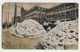 AJ23 Mc. Gill Street In Winter, Montreal - Montreal