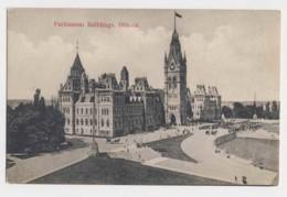 AJ23 Parliament Buildings, Ottawa - Ottawa