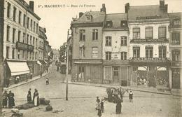 WW 59 MAUBEUGE. Estaminet Du Midi Rue De France 1919 - Maubeuge