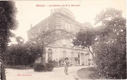 CPA ROUBIA 11 - Le Château De M.A Nombel - Other Municipalities