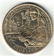 Arthus Bertrand 37.Amboise Clos Lucé - Joconde Mona Lisa 2012 - 2012