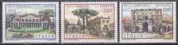 Italien Italy Italia 1981 Architektur Architecture Bauwerke Buildings Villa Villen Mansion, Mi. 1779-1 ** - 6. 1946-.. Republik