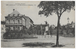 Gaillac Le Monument Et L' Hopital - Gaillac