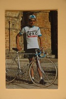 CYCLISME: CYCLISTE : JESUS LOPEZ CARRIL - Cyclisme