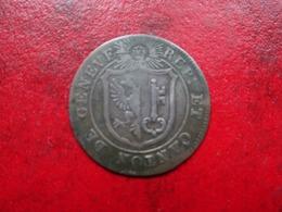 Suisse - Geneve 1817 - Un Sol 6 Deniers - Suisse
