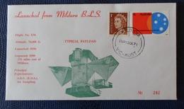 1971 - COVER - MILDURA, VIC AUSTRALIA - LAUNCHED FROM  MILDURA B.L.S. TYPICAL PAYLOAD - Collezioni