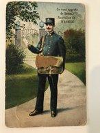 Carte Postale Ancienne (1913)  Je Vous Apporte De Bonnes Nouvelles De WASMES - Colfontaine