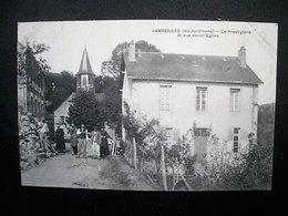 JABREILLES LE PRESBYTERE - France