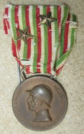 Medaille Commemo WW1 Italie - Italy