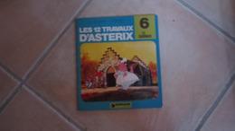 ASTERIX MINI LIVRE LES 12 TRAVAUX ASTERIX N°6 LE CUISINIER - Asterix