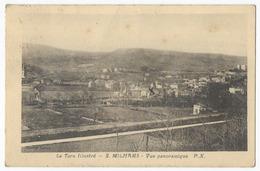 Milhars Vue Panoramique Cliché Servel - Saint Sulpice