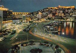 GREECE - Cavala 1980's - The Sea Shore In Night - Greece
