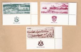 1969 ISRAELE Porti Moderni 371-3 - Unused Stamps (with Tabs)