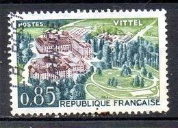 FRANCE. N°1393 Oblitéré De 1963. Thermalisme à Vittel. - Hydrotherapy
