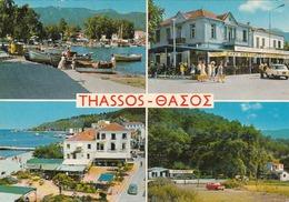 GREECE - Thasos - Views - Greece
