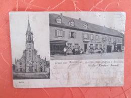 Gruss Aus Marienthal . Restaurant Z Basilika . Se Decolle - France