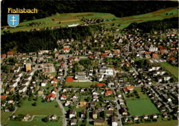 Fislisbach Bei Baden - Flugaufnahme (3186) * 15. 6. 1984 - AG Argovie