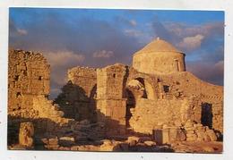 CYPRUS - AK 361043 Limassol - Timiou Staurou Byzantine ChurchAnoyira - Zypern