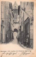 CPA Manosque - 783 - La Rue Et Le Portail De Soubeyran - Manosque