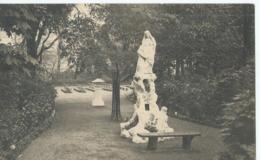 Edegem - Edeghem - Grot Van O.L.V. Van Lourdes - Beeld Van De H. Anna - Statue De Sainte-Anne - 1928 - Edegem