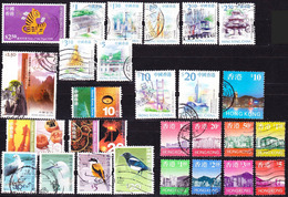 Hong Kong 1997-2006 Big Lot Of Hong Kong Special Administration Zone Used O Stamps (face Value >130 $) - 1997-... Région Administrative Chinoise