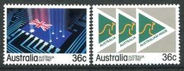 Australia 1987 Australia Day Set MNH (SG 1044-1045) - 1980-89 Elizabeth II