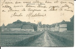 52 - Chevillon - Le Château - Chevillon