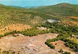 Grèce - Epidaure - Epídauros - Vue Générale - Le Théâtre Ancien - Carte Neuve - Voir Scans Recto-Verso - Grecia