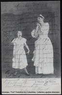 Humour Humor Huile De Ricin 1904 Castor Oil Paravent Screen - Folklore