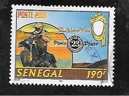 TIMBRE OBLITERE DU SENEGAL DE 2001 N° MICHEL 1916 - Senegal (1960-...)