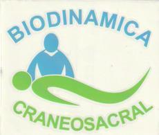 Pegantina Sticker Autocollant / BIODINAMICA CRANEOSACRAL - Pegatinas