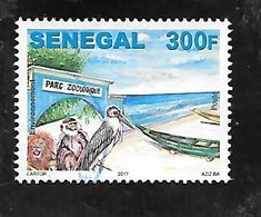 TIMBRE OBLITERE DU SENEGAL DE 2017 N° MICHEL  2244 - Senegal (1960-...)