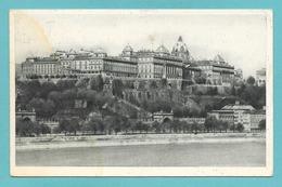 BUDAPEST A KIRALYI VAR 1932 - Ungheria