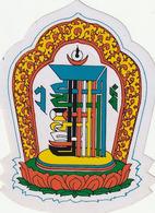 Pegantina Sticker Autocollant / Kalachakra - Anys 90-00 - Pegatinas