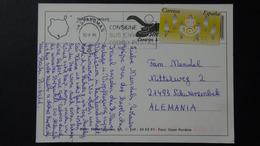 Spain - 1993 - Mi:ES AT7, Yt:ES DI9 On Envelope - Look Scan - 1991-00 Briefe U. Dokumente
