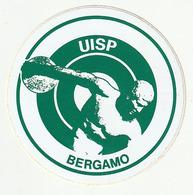 Pegantina Sticker Autocollant / USIP - BERGAMO - Pegatinas