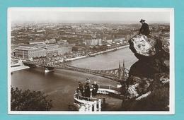 BUDAPEST KILATAS A SZENT GELLERT HEGYROL - Ungheria