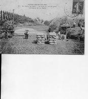 NERIS - LES - BAINS  Au Camp De César - La Mise En Sac Du Grain ( Domaine De La Pelle ) - Neris Les Bains