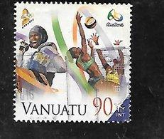 TIMBRE OBLITERE DE VANUATU DE 2016 N° MICHEL 1541 - Vanuatu (1980-...)