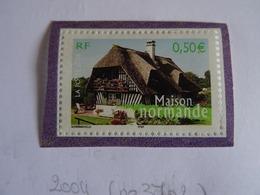 France 2004- La France à Voir : Maison Normande (n°3702 YT) , Neuf Avec Gomme D'origine, Voir Scan - Francia