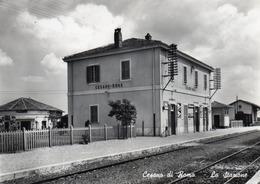 CESANO DI ROMA - LA STAZIONE - ROMA - VIAGGIATA - Ohne Zuordnung