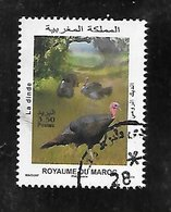 TIMBRE OBLITERE DU MAROC  DE 2011 - Morocco (1956-...)