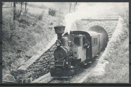 Österreich  -  Ansichtskarte Eisenbahn - Eisenbahnen
