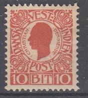 +D3285. Danish West Indies 1905. AFA 25. MH(*) - Dinamarca (Antillas)