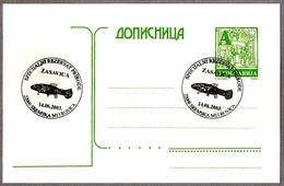 """Reserva Natural Especial LAGO ZASAVICA. Pez """"Umbra Krameri"""". Sremska Mitrovica 2003 - Protección Del Medio Ambiente Y Del Clima"""